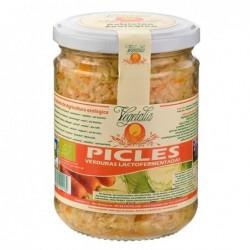 Pickels variats bio VEGETALIA