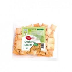 Crackers d'espelta  amb...