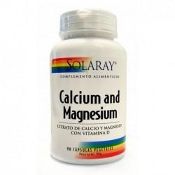 Calci i magnesi SOLARAY