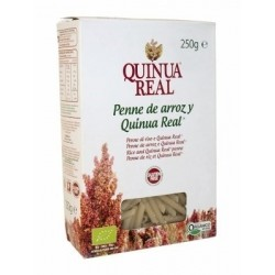 Macarrons d'arròs i quinoa...