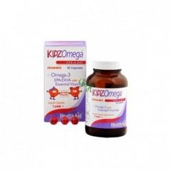 Kidz omega masticable...