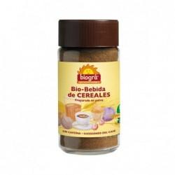Cafè de cereals soluble bio...