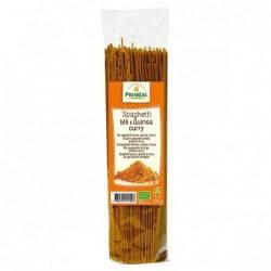 Espaguetis amb quinoa i...